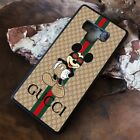 Gucci Mickey For iPhone X 8 Plus 7 Plus 6s+ 5s Cases Samsung Note 9 S9+ Case
