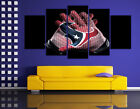 HD Printed Sports Oil Painting Home Wall Decor Art On Canvas Houston Texans $26.0 USD on eBay
