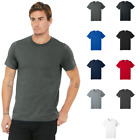 BELLA + CANVAS Unisex T-Shirt Made In The USA Jersey Short Sleeve Tee  BC3001U
