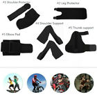 Shoulder/Leg/Elbow/Thumb Bandage Pads Protector Brace Joint Pain Injury Support