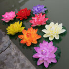 Floating Plants Water Lily Fake Plants Artificial Lotus Flower Simulation