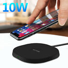 10W Wireless Charger Fast Charging Pad Mat For iPhone 12 Pro Max 12 Mini 11 XR X