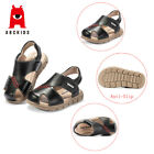 ABC KIDS Baby Boys Anti Slip Casual Walking Sandals Toddler Soft Sole Shoes