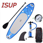 """ANCHEER 10"""" Inflatable Stand Up Paddle Board Bundle for Paddling and Surfing"""