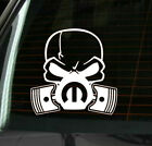 Mopar Skull Vinyl Decal Sticker Car Truck Laptop Dodge Charger Ram Challenger $8.0 USD on eBay