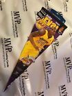Kobe Bryant Los Angeles Lakers Collectible Wrinkle Free Felt Pennant Roll it Up on eBay