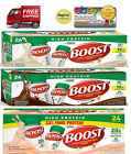 BOOST High Protein Drink  PICK YOUR FLAVOR Vanilla, Strawberry, Chocolate