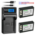 Kastar Battery LCD USB Charger for Fuji NP-140 BC-140 Fujifilm FinePix S205EXR