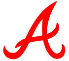 Atlanta Braves Logo Vinyl Decal + Buy 1 Get 1 FREE on Ebay