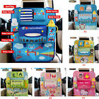 Cartoon Car Seat Back Storage Bags Organizer Hanging Bags Pocket For Kids Best