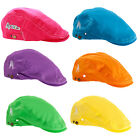 Golf Hat by Royal and Awesome Trendy & Loud Flat Cap 6 Bright Colours Hats Caps