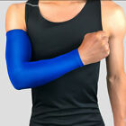 Compression Elbow Support Thigh Arm Sleeve Brace Anti Sun UV For Men Women M-2XL