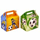 Party Food Lunch Boxes Childrens Gift Bags Loot Plain Coloured Birthday child al