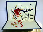 3D Pop Up Greeting Card.  Design: Love w/envelope Romance/Mothers Day/Generic