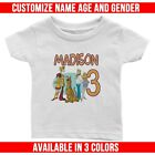 Personalize Scooby Doo Birthday Shirt