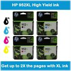 Kyпить HP 952XL High Yield Single or Multi-Pack Ink Cartridges, Retail Box, EXP 2020  на еВаy.соm