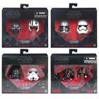 Pick Your Star Wars Titanium Black Series Die-Cast Metal Wave 2 Helmets