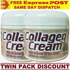 PURE COLLAGEN Cream + MIRACLE SNAIL GEL Anti Aging Acne Scar Wrinkle Moisturizer