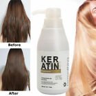 Pure Brazilian Keratin 5% 8% 12% straightenig Hair treatment Repair Healing 300m