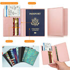 Kyпить RFID Blocking Passport Holder ID Card Travel Wallet Organizer Cover Case на еВаy.соm