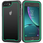 For Apple iPhone 6 7 8 Plus Heavy Duty Shockproof Hybrid Impact Tough Case Cover