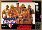 .SNES.' | '.American Gladiators.