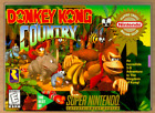 .SNES.' | '.Donkey Kong Country.