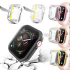 iWatch 40mm 44mm Screen Protector Case Snap On Cover for Apple Watch Series 4
