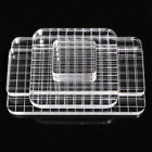Sculpture Clay Pressure Stamps Block Transparent Acrylic Pad Pottery Workbench