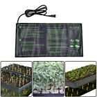 18W Heat Pad Plant Flower Seedling Bed Warm Hydroponic Electric Heater Mat