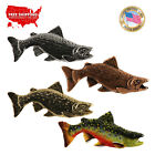 Creative Pewter Designs Brook Trout Fish Curved Lapel Pin or Magnet, F007A $14.99 USD on eBay