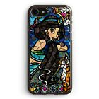 Princess Jasmine Aladdin Disney stained glass for iPhone Case XS MAX XR etc
