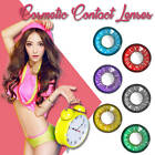Внешний вид - Color 1 Pair of Love Words Style Cosplay Cosmetic Lenses Lens
