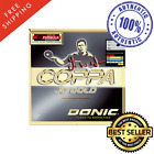Donic Coppa JO Gold Table Tennis & Ping Pong Rubber, Choose Color and Thickness