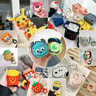 AirPods Silicone Case Cute 3D Anime Cartoon Cover Skin For AirPod Charging Case $8.99  on eBay