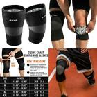 Mava Sports Reflexology Knee Support Sleeves (Pair) For Joint Pain And Arthritis