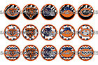 """NFL Chicago Bears Dots PRE CUTS or DIGITAL SHEET 1"""" Circle Bottle Caps on eBay"""
