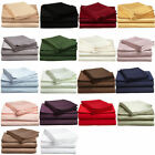Zipper Closure Duvet Cover/ Quilt Cover 100% Cotton 1000 Thread Count  image