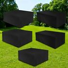 Patio Furniture Covers S/ M/ L/ Xl/ Xxl Garden Outdoor Fabric Furniture Cover