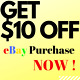 $10 DISCOUNT ON ANY EBAY PURCHASE iphone chanel rc baby samsung toy voucher gift