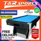 6FT / 7FT / 8FT MDF Pool Billiards Snooker Table Free Accessory Local storage $368.99 AUD on eBay