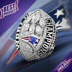 2018 2019 New England Patriots Super Bowl Championship Replica Ring 2019