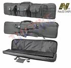 "NcSTAR Tactical 36"" 42"" 46"" 55""  Padded Double Carbine Rifle Gun Case Bag"