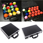 Durable Snooker Ball Carry Case Pool Cues Snooker Balls Storage Travel Box $28.05 USD on eBay