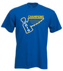 St. Louis Blues Stanley Cup 2019 Champions Champs T-Shirt $14.98 USD on eBay