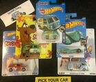 Hot Wheels - Pop Culture / Mainline - Scooby Doo Mystery Machine - $ave