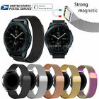Milanese Stainless Steel Band Strap Bracelet For Samsung Galaxy Watch 42mm 46mm image