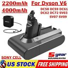 216V 22Ah Battery  Charger For Dyson Absolute V6 DC58 DC59 Vacuum Cleaner EG