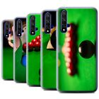 STUFF4 Gel/TPU Case/Cover for Huawei Honor 20/Snooker $10.9 AUD on eBay