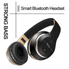 B8 Wireless Bluetooth 5.0 Headphones HIFI Super Bass Earphones Foldable Headset